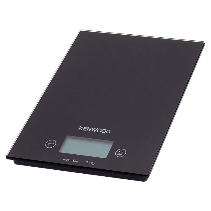 Kenwood DS400 Dijital Mutfak Tartısı - Siyah / 8 kg