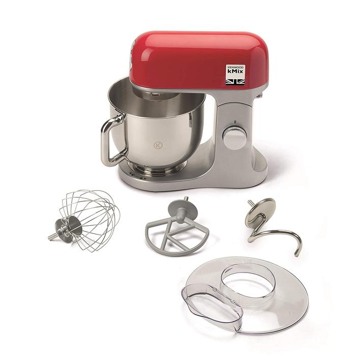 Kenwood KMX 750RD kMix Mutfak Şefi - Kırmızı / 1000 Watt