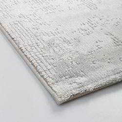 Bahariye Craft Makine Halısı (Bej/Gri) - 150x230 cm