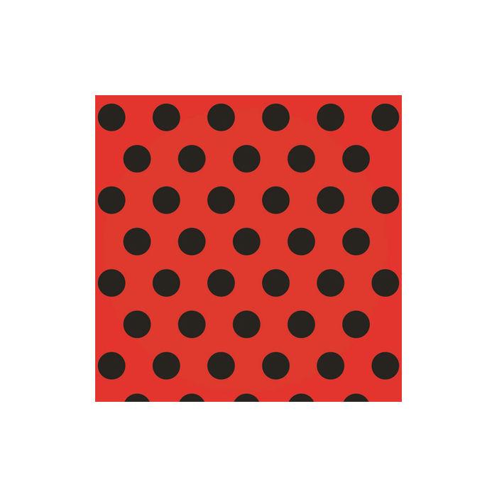 Roll-up Party Dreams Puantiyeli 20'li Peçete - 33x33 cm