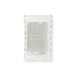 Nuacotton Antibakteriyel El Havlusu 30x30 - Gri