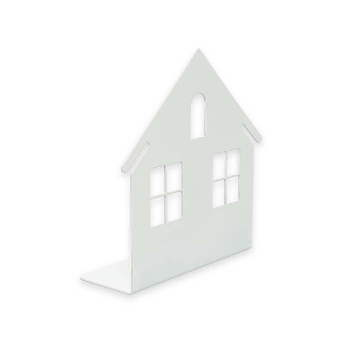 M&C Concept Home Metal Kitap Desteği  - Beyaz