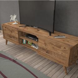 Just Home Leisa 160 Cm Tv Ünitesi - Atlantik Çam