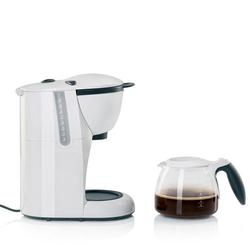 Braun KF520/1 Filtre Kahve Makinesi - Beyaz / 1200 Watt