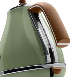 Delonghi KBOV 2001.GR Icona Vintage Su Isıtıcı - Yeşil / 1,7 lt