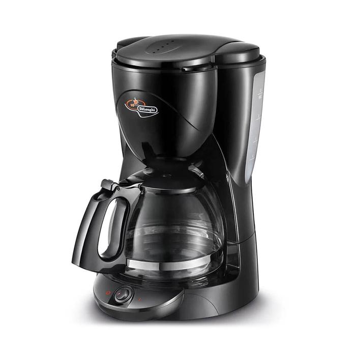 Delonghi ICM2.1B Filtre Kahve Makinesi - Siyah / 1000 Watt
