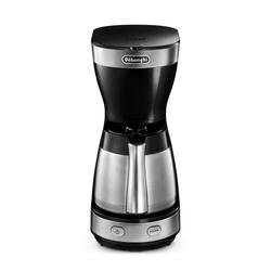 Delonghi ICM16710 Filtre Kahve Makinesi - Siyah / 1000 Watt
