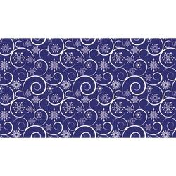 Home De Bleu Christmas V27 Masa Örtüsü - 150x150 cm