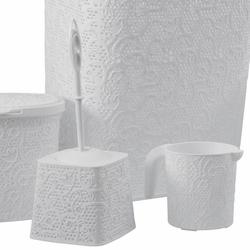 Tuffex TP8005 6'lı Banyo Seti - Beyaz