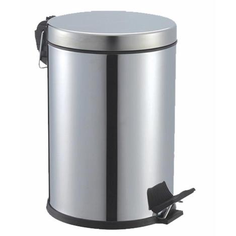 Cosiness Paslanmaz Pedallı Çöp Kovası - 16 Litre