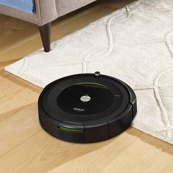 iRobot Roomba 676Wi-Fi'lı Robot Süpürge - Siyah / 33 Watt