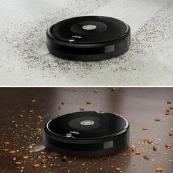 iRobot Roomba 606 Robot Süpürge - Siyah / 33 Watt