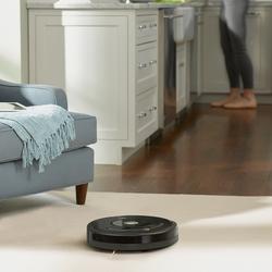 iRobot Roomba 671 Robot Süpürge - Siyah / 33 Watt
