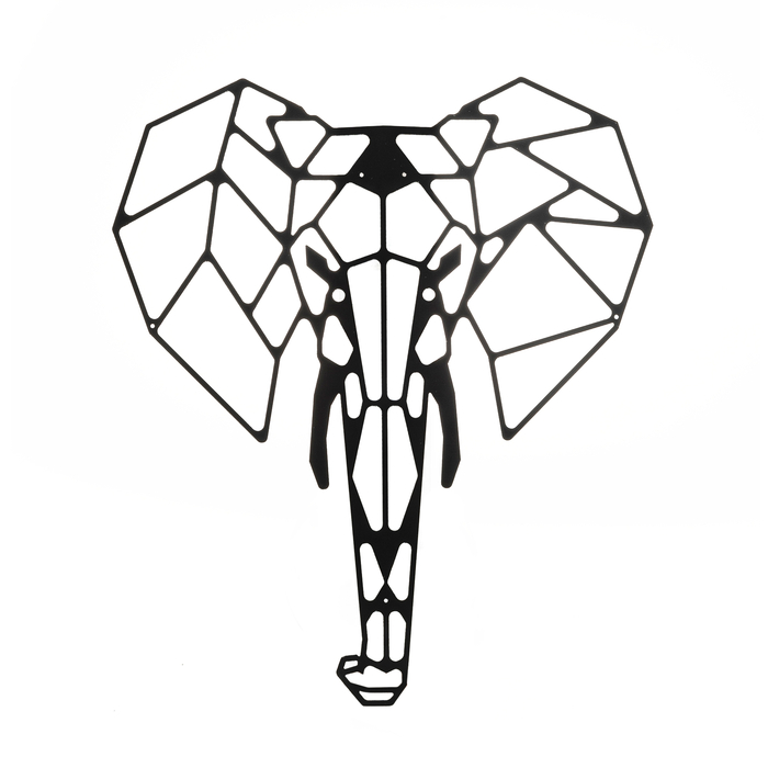 Q-Art Fil Metal Duvar Panosu
