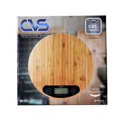 Cvs DN-3701 Bamboo Mutfak Terazisi