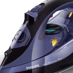 Philips GC 4525/30 Azur Performer Plus Buharlı Ütü - Siyah/Mor / 2600 Watt