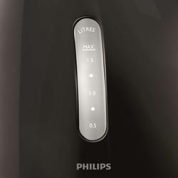 Philips HD4646/20 Daily Collection Su Isıtıcı - Siyah / 1,5 lt