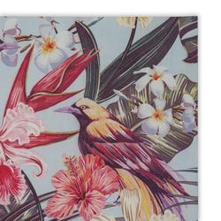 Özverler HAKU-1012 Çiçek-15 Kanvas Tablo