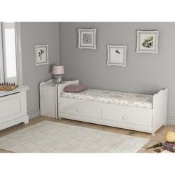 Patiko PR 280 PRome 2 Kapılı Bebek Odası - Beyaz