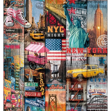 D-C-Fix Dekor Manhattan Yapışkanlı Folyo - 45x200 cm