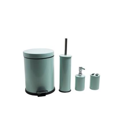 Dore Banyo 545105RST-Y 4'lü Banyo Seti - Yeşil
