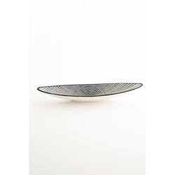 Arow 02 Porselen Kayık Zeytinlik