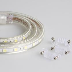 Petrix BSA Led Şerit 1M 6500K Su Geçirmez Beyaz Işık