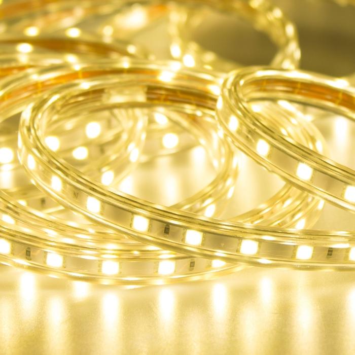 Petrix BSA Led Şerit 5M 3000K Su Geçirmez Sarı Işık