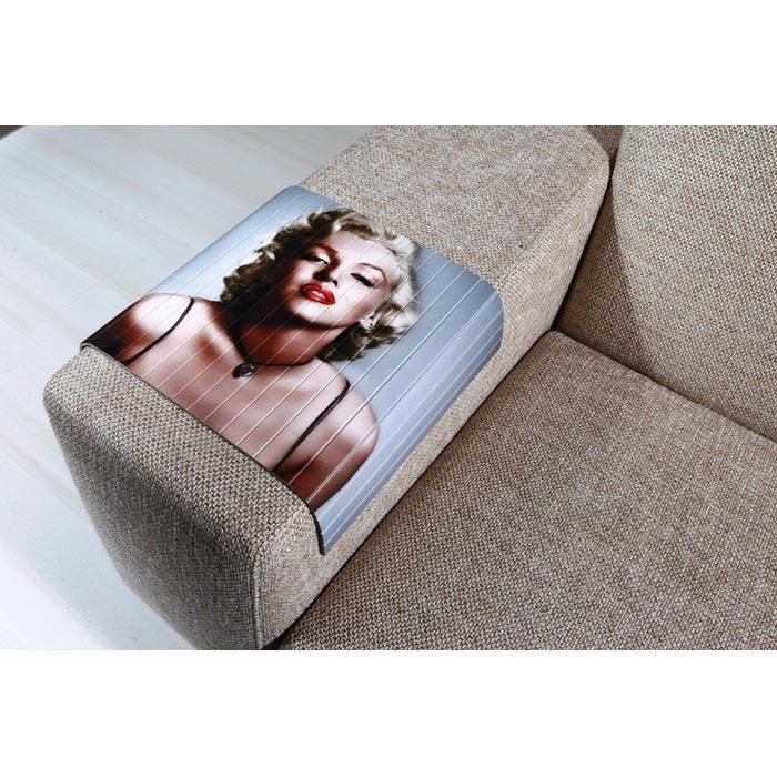 Esser Koltuk Sehpası (30x40) - Marilyn Monroe