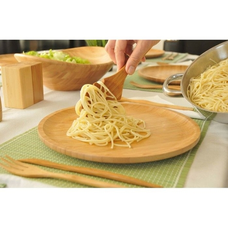 Resim  Bambum Lasagna Makarna Servisi