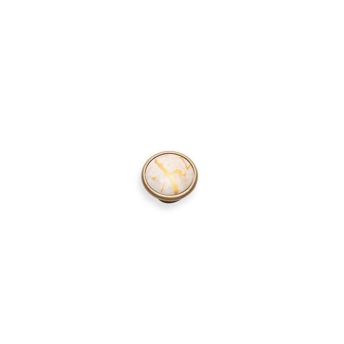 Esal Yıldız Düğme D73 Mat Kulp