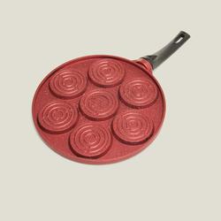 Emsan Smile Krep Tavası (Kırmızı) - 26 cm