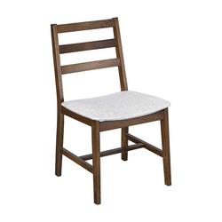 Vitale Middle Doğal Ahşap Masa Sandalye Seti - Bej