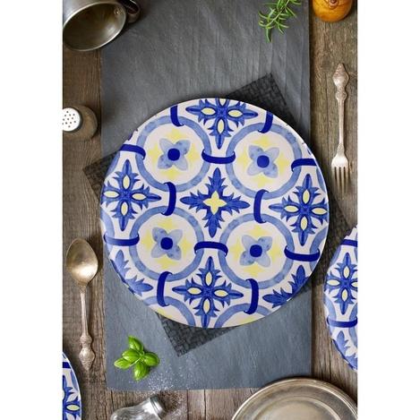 Keramika Tc00 Delta Çarkıfelek Servis Tabağı - 26 cm