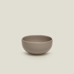 Keramika Bulut 1 Parça Kase - Gri / 12 cm