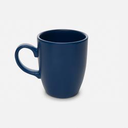 Keramika 966 A Bulut Efe Mat Kupa - Mavi