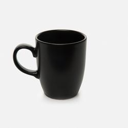 Keramika Bulut Kupa - Mat Siyah / 230 cc