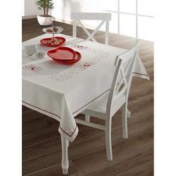 Keramika 322091 Kalpli Masa Örtüsü - 140x140 cm