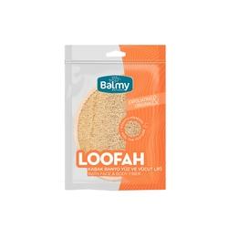 Balmy Naturel Loofah Banyo Yüz ve Vücut Lifi