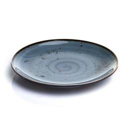 Tulu Reactive 1 Parça Pasta Tabağı - Reactive Turkuaz / 19 cm