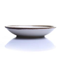Tulu Porselen 1 Parça Çukur Tabak - Vintage / 19 cm