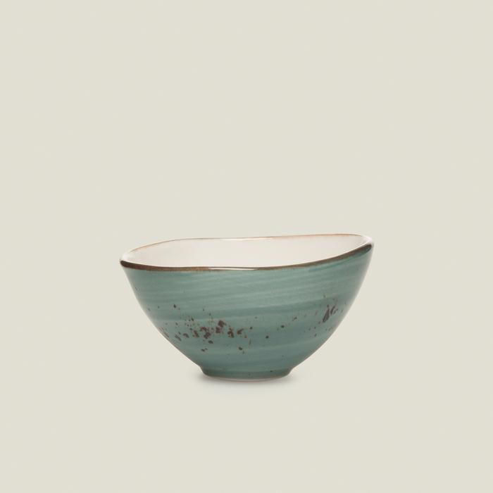 Tulû Porselen Pol10 Kase - Mavi / 10 cm