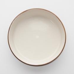 Tulu Porselen Oval Fırın Kabı - Turkuaz / 13 cm