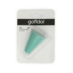 Gondol Dash Tırtıl Kurabiye Kalıbı - Asorti