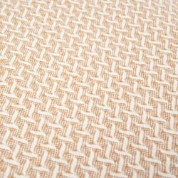 Linnea Plus Jakarlı Throw Battaniye (Gülkurusu) - 130x170 cm