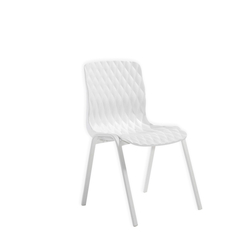 Novussi Royal Sandalye - Beyaz