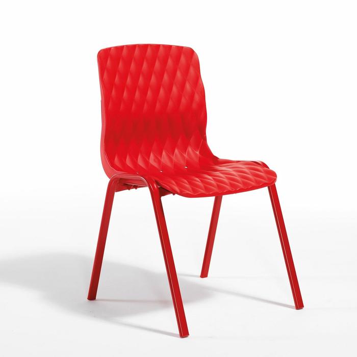 Novussi Royal Sandalye - Kırmızı