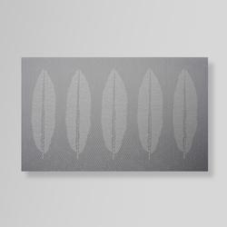 Klt 6'lı Amerıkan Servis - Gri / 40x60