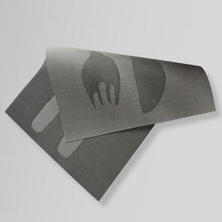Klt Çatal Bıçak Desenli 6'lı Amerikan Servis - 40x60