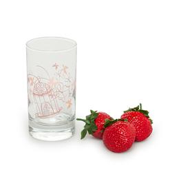 Lav Pembe Düşler Kahve Yanı Su Bardağı - 150 cc